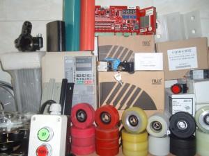 تجهیزات پله برقی